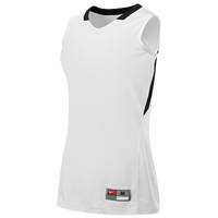 Nike Team Condition Game Jersey - Women's - White / Black