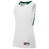 Nike Team Condition Game Jersey - Women's - White / Dark Green
