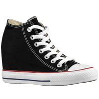 Converse All Star Lux - Women's - Black / White