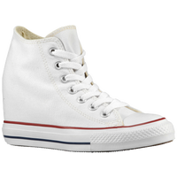Converse All Star Lux - Women's - White / Red