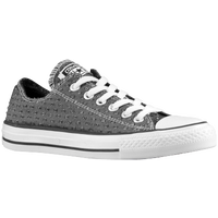 Converse All Star Perfed Canvas - Women's - Grey / White