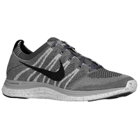 Nike Flyknit Lunar 1 + - Men's - Grey / Black