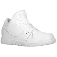 Jordan 1 Flight 2 Low - Boys' Preschool - All White / White