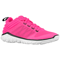 Jordan Flight Flex Trainer - Girls' Grade School - Pink / Black