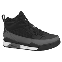 Jordan Flight 9.5 - Boys' Grade School - Black / White