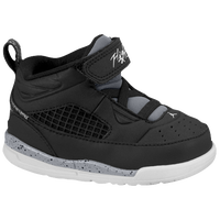 Jordan Flight 9.5 - Boys' Toddler - Black / White