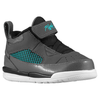 Jordan Flight 9.5 - Boys' Toddler - Grey / Light Blue
