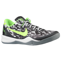 Nike Kobe VIII System - Men's - White / Black