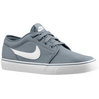 Nike Toki Low - Men's - Grey / White