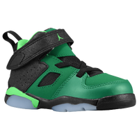 Jordan FLT Club 91 - Boys' Toddler - Dark Green / Black