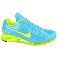 Nike Air Max + 2013 - Women's - Light Blue / Light Green