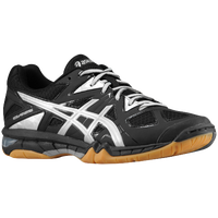 ASICS® GEL-Tactic - Women's - Black / Silver