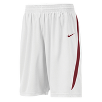 Nike Team Condition Game Shorts - Women's - White / Maroon