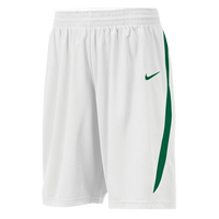 Nike Team Condition Game Shorts - Women's - White / Dark Green