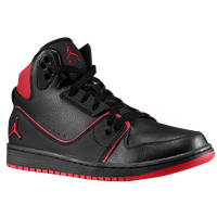 Jordan 1 Flight 2 - Men's - Black / Red