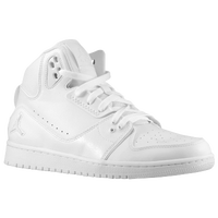 Jordan 1 Flight 2 - Men's - All White / White