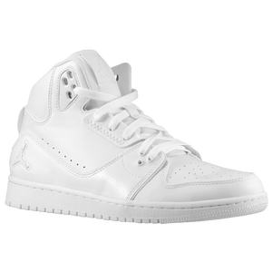 Jordan 1 Flight 2 - Men's - White/White