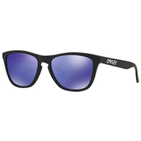 Oakley Frog Skins Sunglass - Men's - Black / Purple