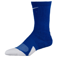 Nike Elite 1.5 Basketball Crew - Blue / White