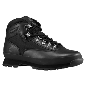 Timberland Euro Hiker - Men's - Black Leather