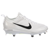 Nike W Hyperdiamond 2 Elite - Women's - White / Black