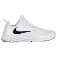 Nike Vapor Speed Turf Lacrosse - Men's - White / Black