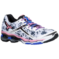 Mizuno Wave Creation 15 - Women's - White / Pink