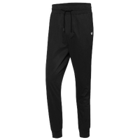 PUMA Seasonal Cuffed Pants - Men's - All Black / Black