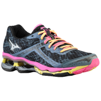 Mizuno Wave Creation 15 - Women's - Grey / Silver