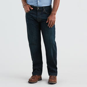 Levi's 569 Loose Straight Jeans - Men's - Kale