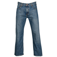 Levi's 569 Loose Straight Jeans - Men's - Light Blue / Light Blue