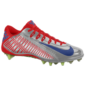 Nike Vapor Carbon 2014 Elite TD - Men's - New York Giants - Silver Wing/Rush Blue/University Red