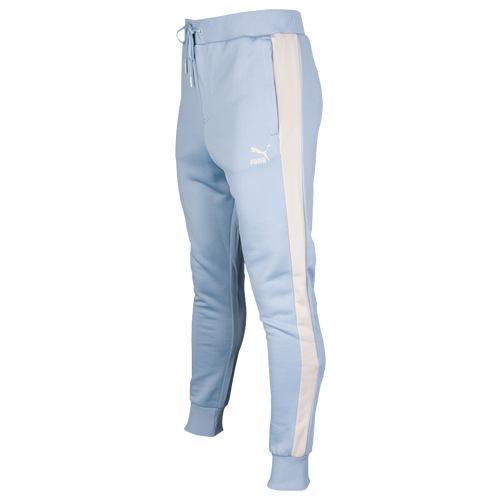 Puma T7 Bomber Pants Men S Casual Clothing Blue Fog