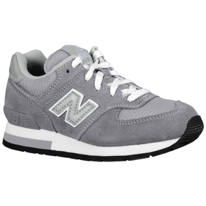 New Balance 574 - Boys' Preschool - Grey/Silver