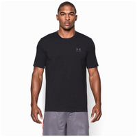 Under Armour Sportstyle Logo T-Shirt - Men's - Black / Grey