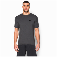 Under Armour Sportstyle Logo T-Shirt - Men's - Grey / Grey