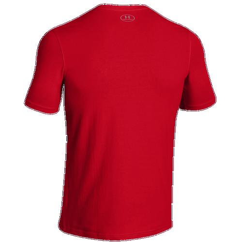 Under armour sportstyle left chest logo t shirt men 39 s for T shirt left chest logo size