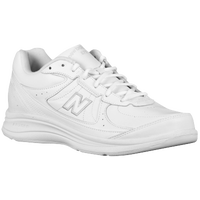 New Balance 577 - Men's - All White / White