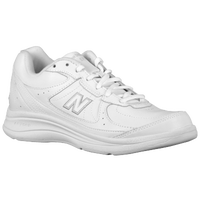 New Balance 577 - Women's - All White / White