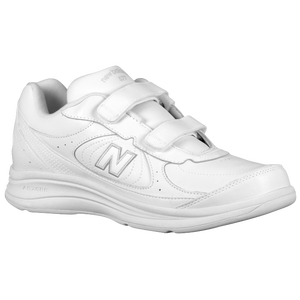 New Balance 577 Hook & Loop - Men's - White