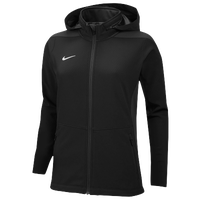 Nike Team Sphere Hybrid Jacket - Women's - All Black / Black