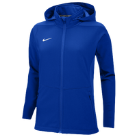 Nike Team Sphere Hybrid Jacket - Women's - Blue / Blue