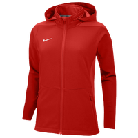 Nike Team Sphere Hybrid Jacket - Women's - Red / Red