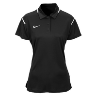 Nike Team Gameday Polo - Women's - Black / White