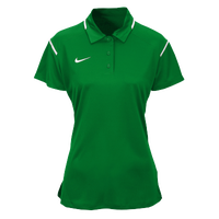 Nike Team Gameday Polo - Women's - Green / White