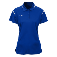 Nike Team Gameday Polo - Women's - Blue / White