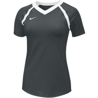 Nike Team Agility Jersey - Women's - Grey / Grey