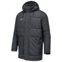 Nike Team Alliance Parka II - Men's - Grey / Grey