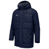 Nike Team Alliance Parka II - Men's - Navy / Navy