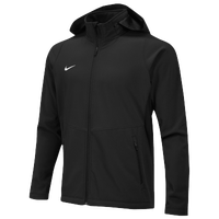 Nike Team Sphere Hybrid Jacket - Men's - All Black / Black